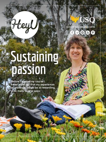 HeyU Issue 38 - 30 September 2015