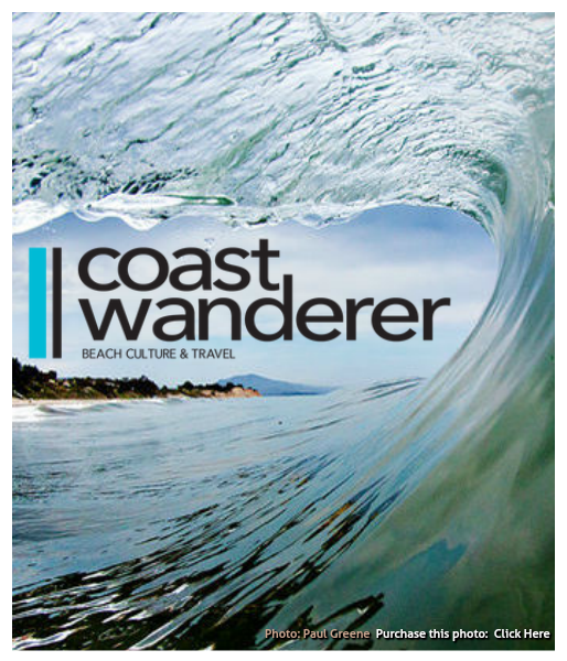 CoastWanderer Magazine Issue 1 - The Appetizer