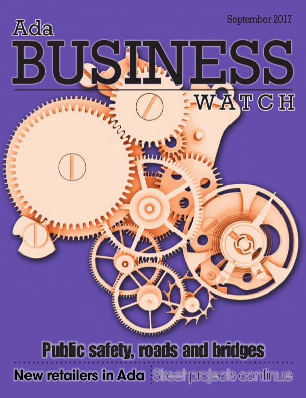 Business Watch Ada Oklahoma September 2017