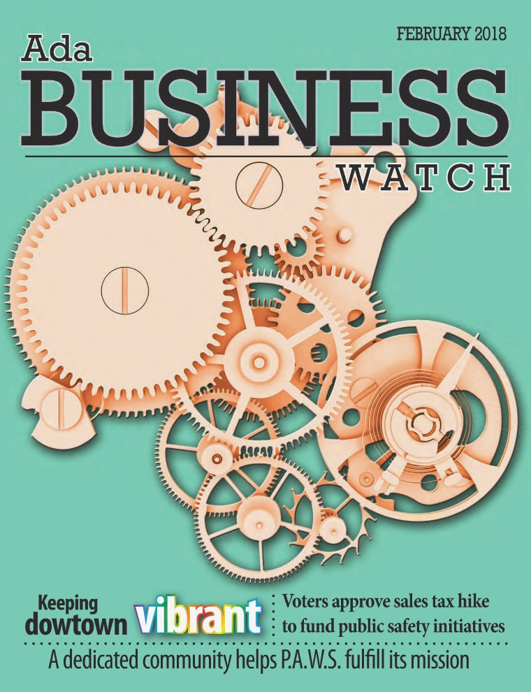 Business Watch Ada Oklahoma February 2018