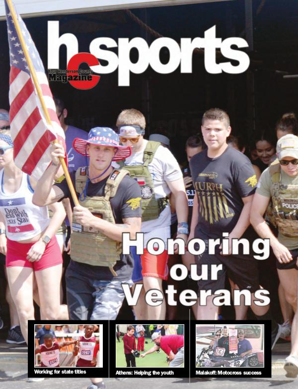 HC Sports-Your Henderson County Magazine Vol 4, No. 2
