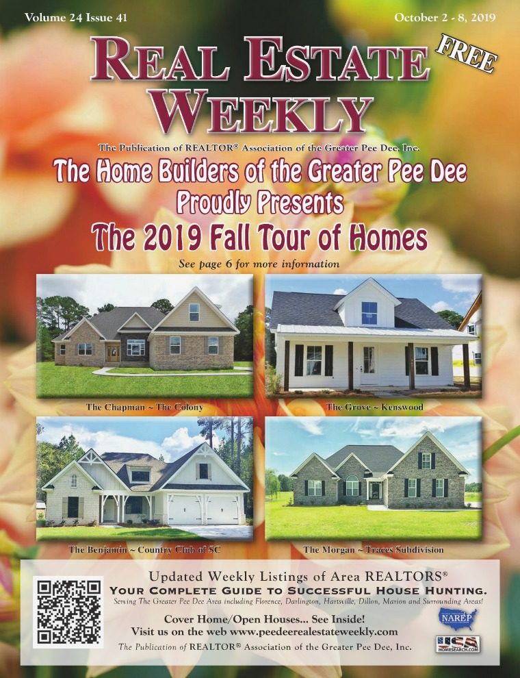 Real Estate Weekly Volume 25 Vol. 25, Iss. 41