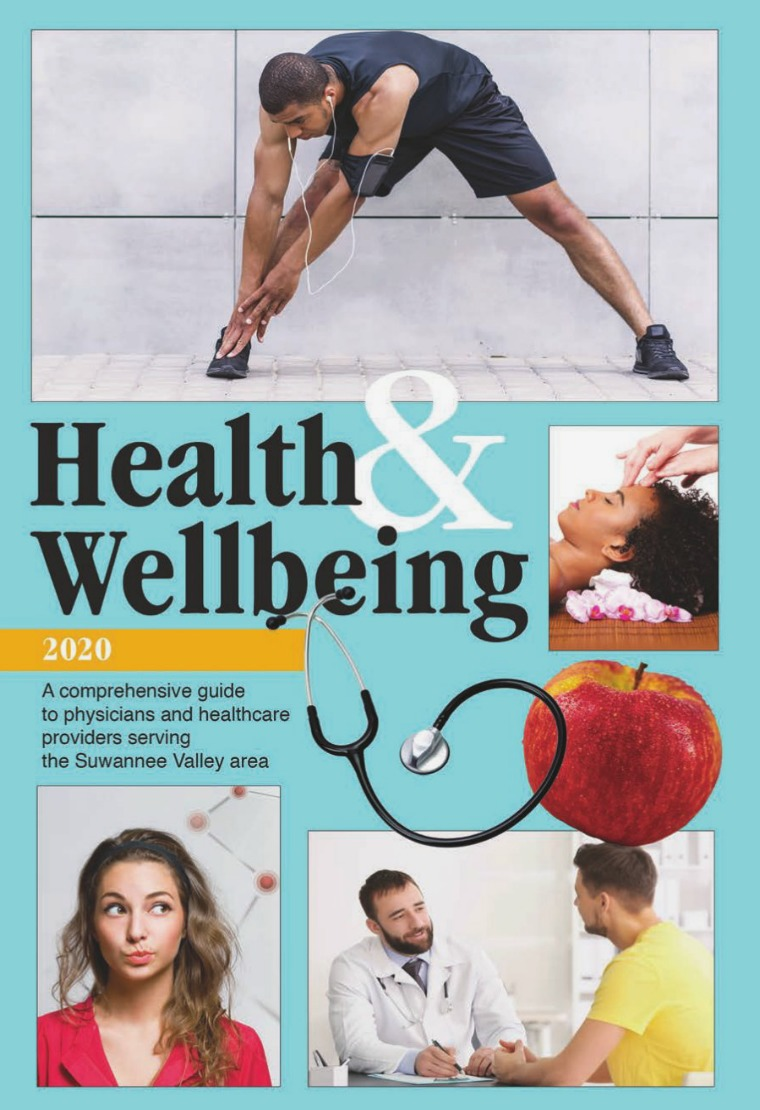 Health and Wellbeing-Suwannee Valley Area 2020