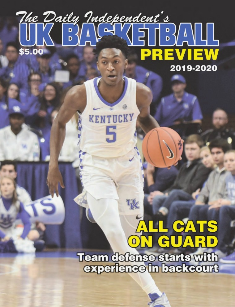 UK Basketball Preview 2019-2020