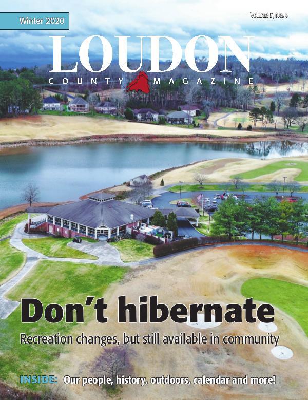 Loudon County Magazine Winter 2020