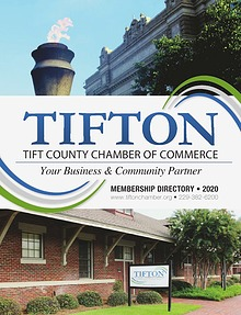 Tifton Chamber of Commerce Directory