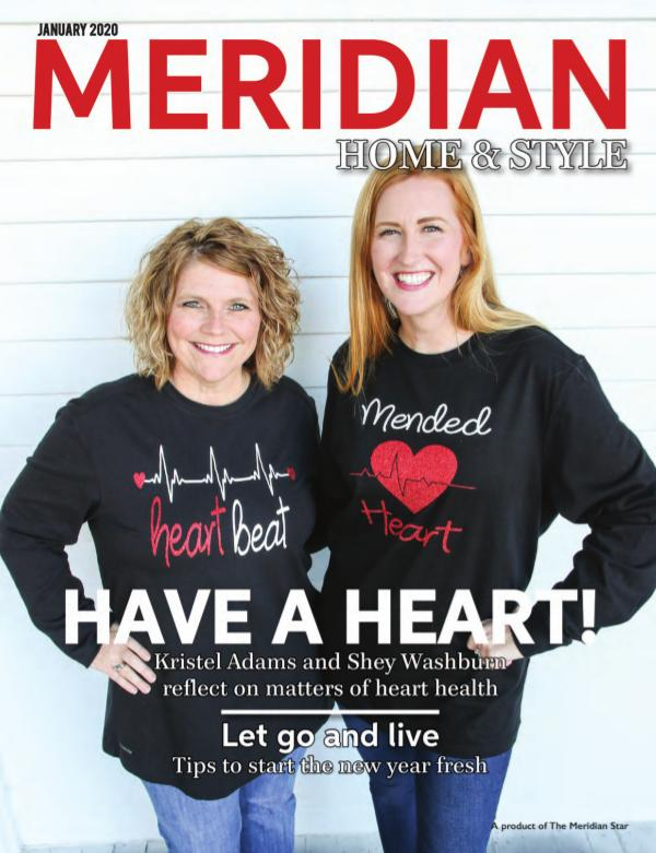 Meridian Home and Style January 2020