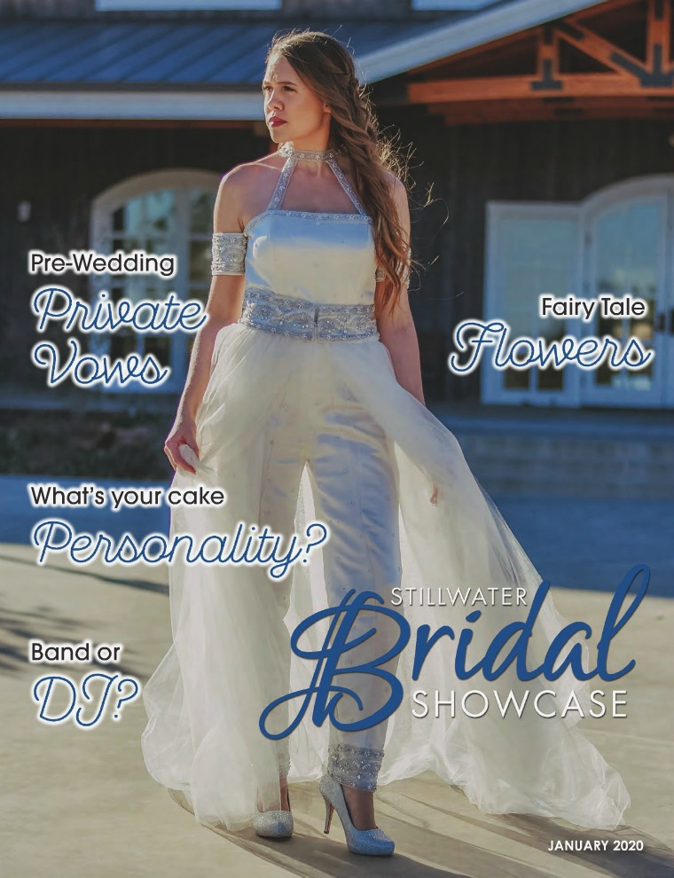Stillwater Bridal Showcase January 2020