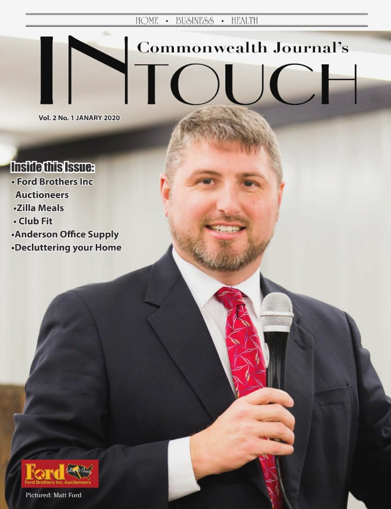 InTouch with Southern Kentucky January 2020