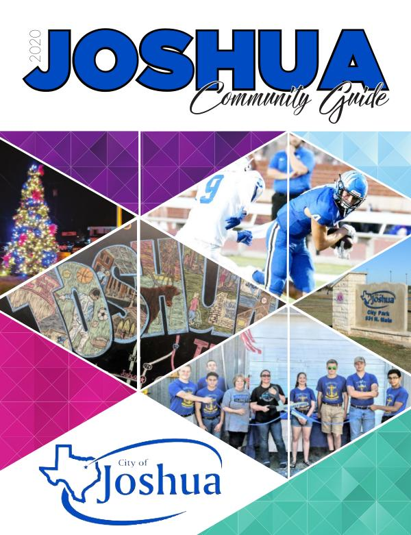 Joshua Community Guide 2020