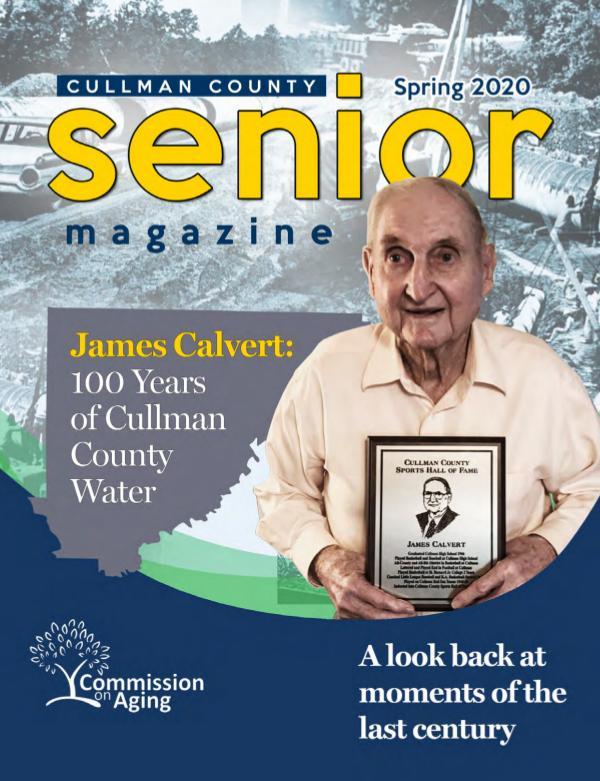 Cullman Senior Magazine Spring 2020