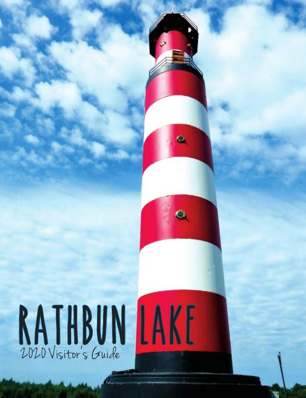 Rathbun Lake Visitor's Guide 2020