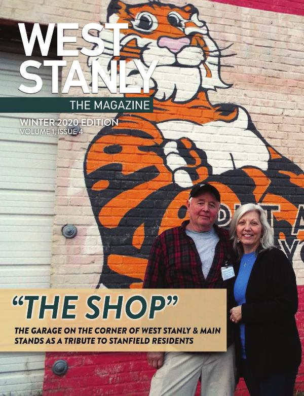 West Stanly The Magazine Winter 2020