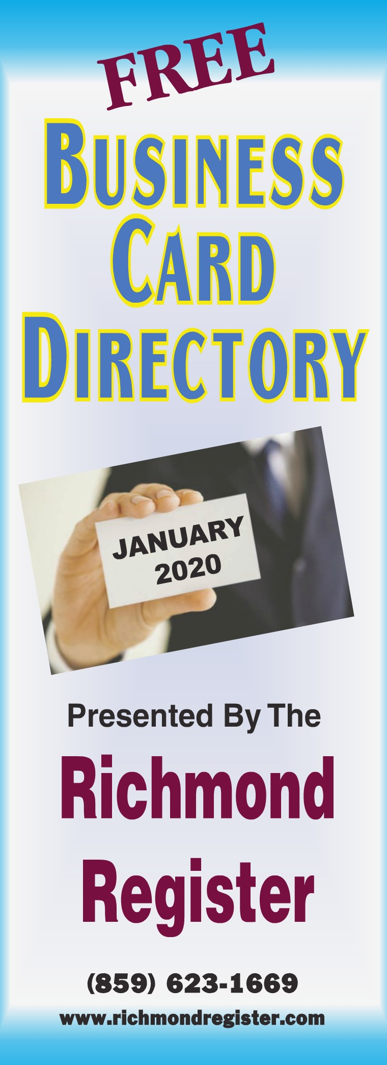 Richmond Business Card Directory January 2020