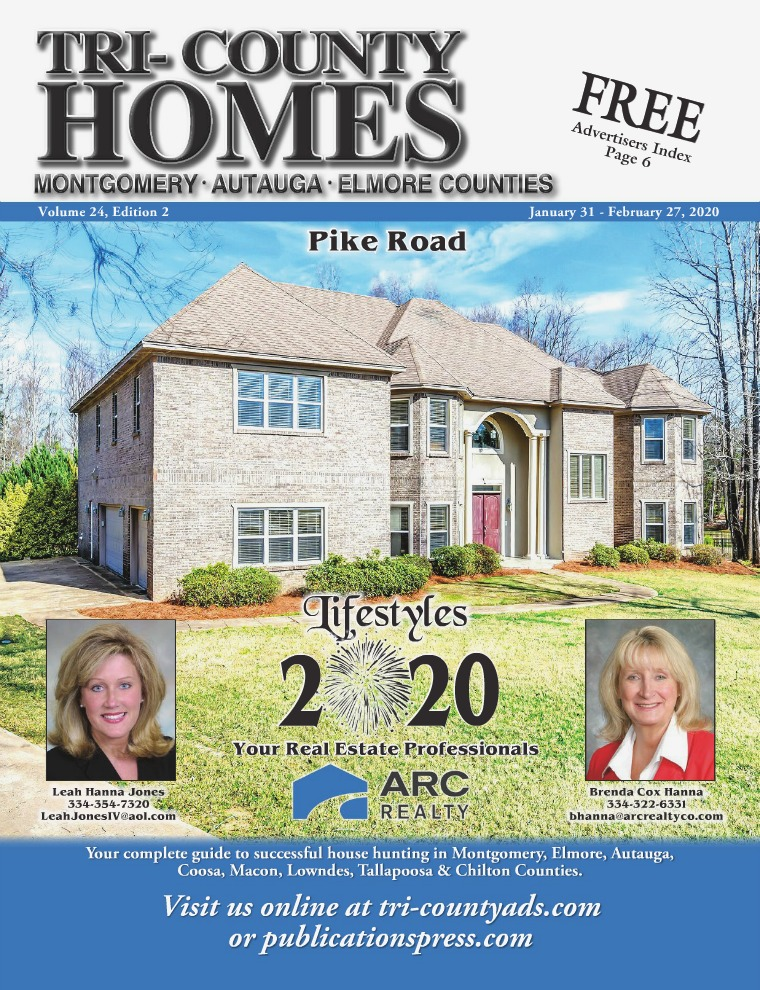 TriCounty Homes Vol. 24, Ed. 2