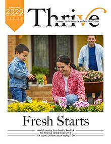 Thrive-Health Guide Southern West Virginia