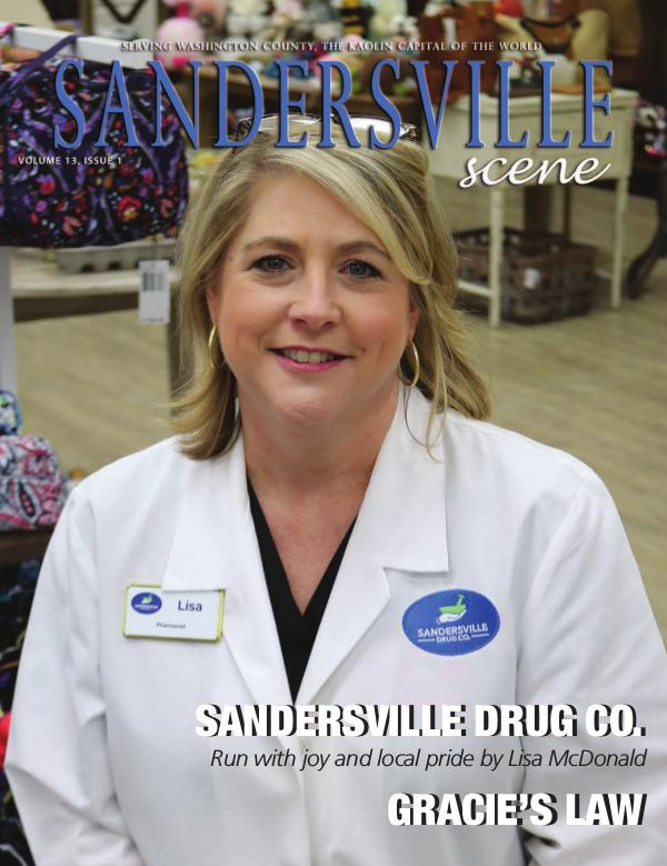Sandersville Scene Volume 13, Issue 1