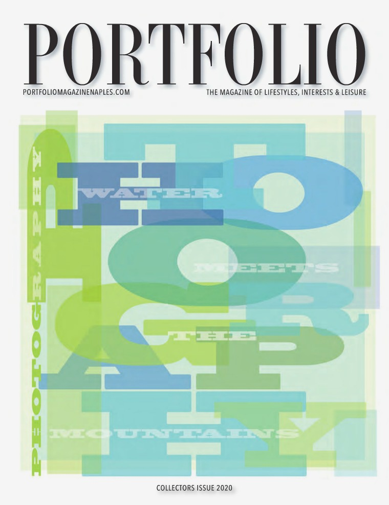 Portfolio Naples Collector's Issue 2020