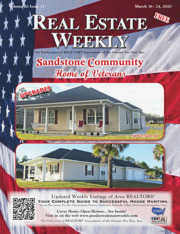Real Estate Weekly Volume 26 Vol. 26, Iss. 13