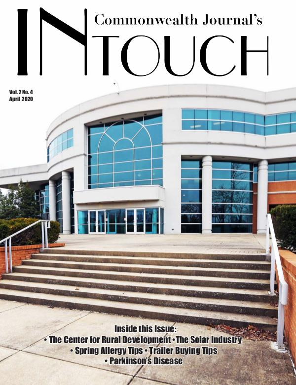 InTouch with Southern Kentucky April 2020