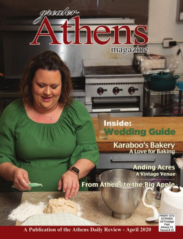 Greater Athens Magazine March 2020