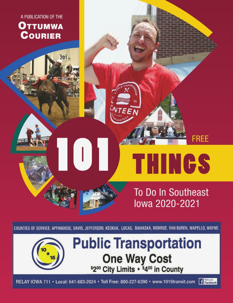 101 Things to Do... 2020-2021
