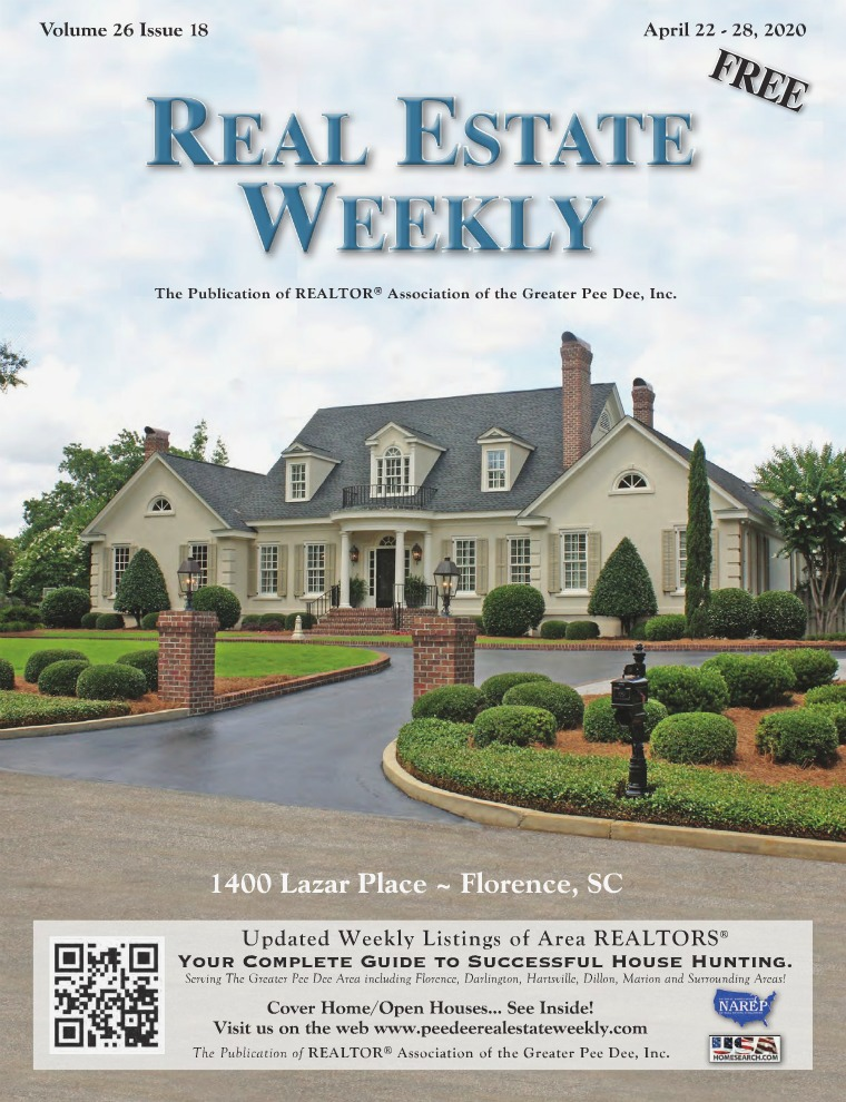 Real Estate Weekly Volume 26 Vol. 26, Iss. 18
