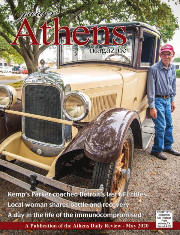 Greater Athens Magazine May 2020