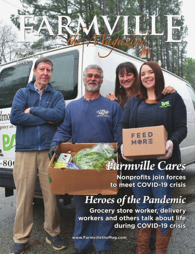 Farmville Magazine May 2020