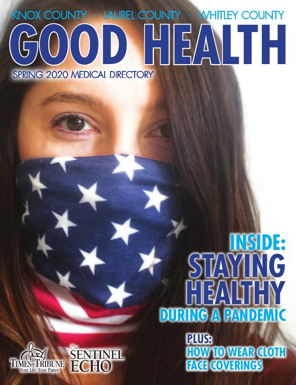 Good Health - Medical Directory Spring 2020