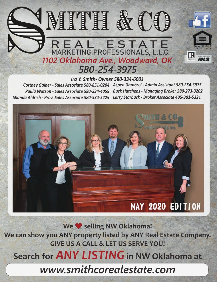 Smith and Company Real Estate May 2020