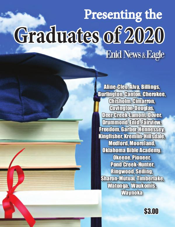 Graduation - Enid News and Eagle 2020