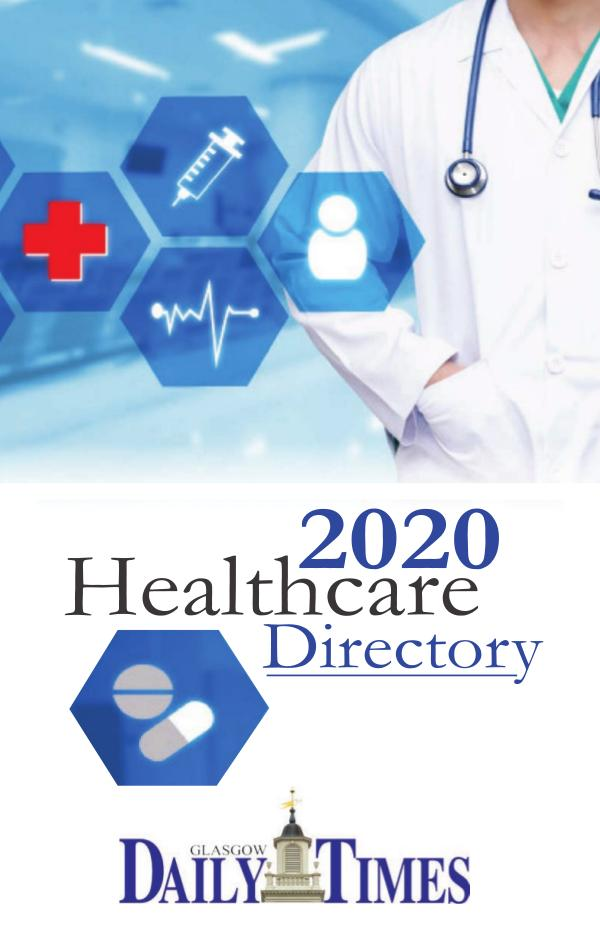 Healthcare Directory - Glasgow Daily Times 2020