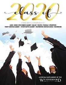 Graduation Magazine-Parker County-Weatherford Democrat