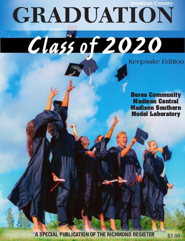 Madison County Graduation 2020