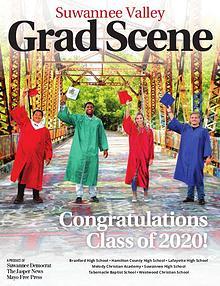 Suwannee Valley Grad Scene