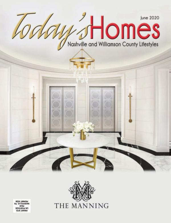 Today's Homes Nashville and Williamson Lifestyle June 2020