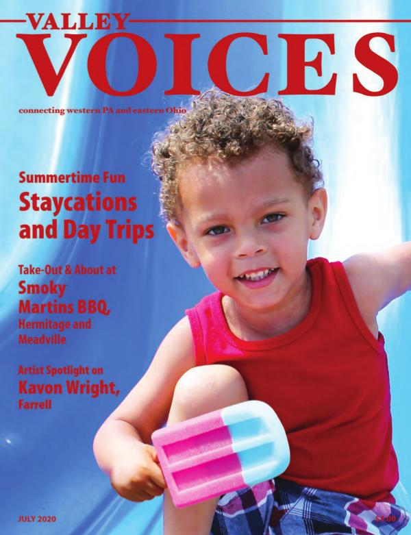 Valley Voices July 2020