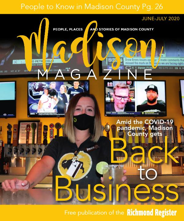 Madison Magazine June-July 2020