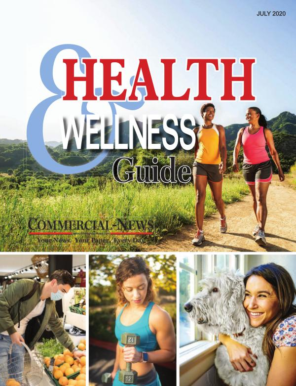 Health and Wellness - Commercial News 2020