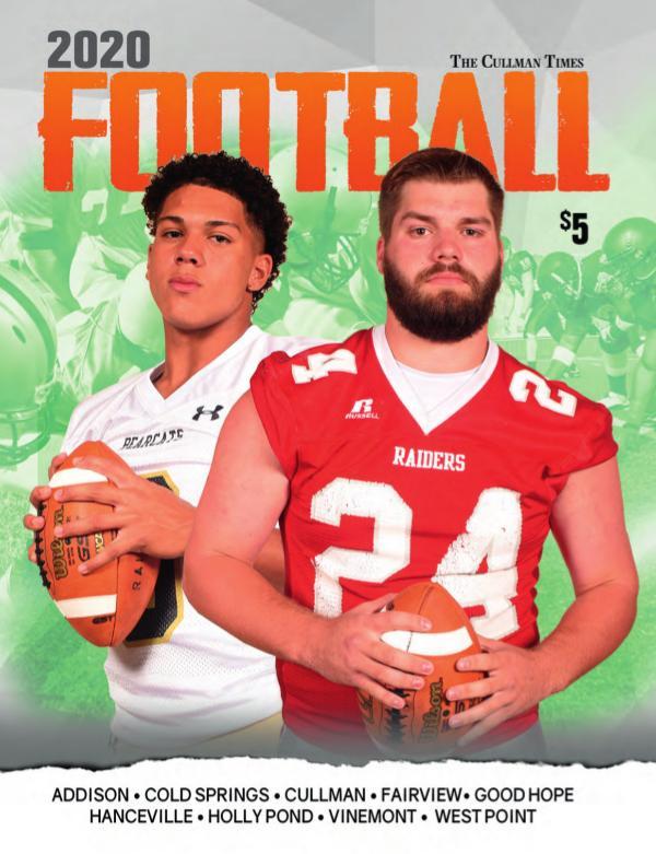 Cullman Times, Football Preview 2020