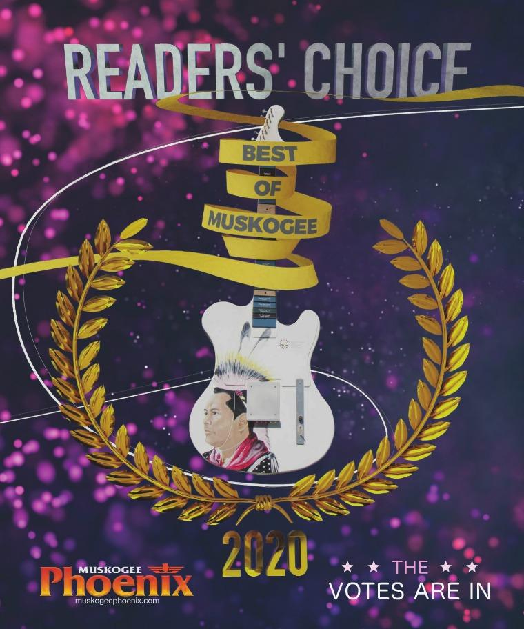 Muskogee Readers Choice 2020