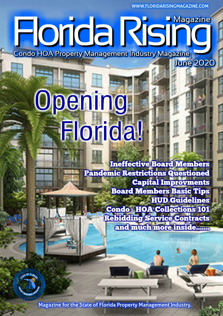 Florida Rising Magazine JUNE 2020 Florida Rising Magazine
