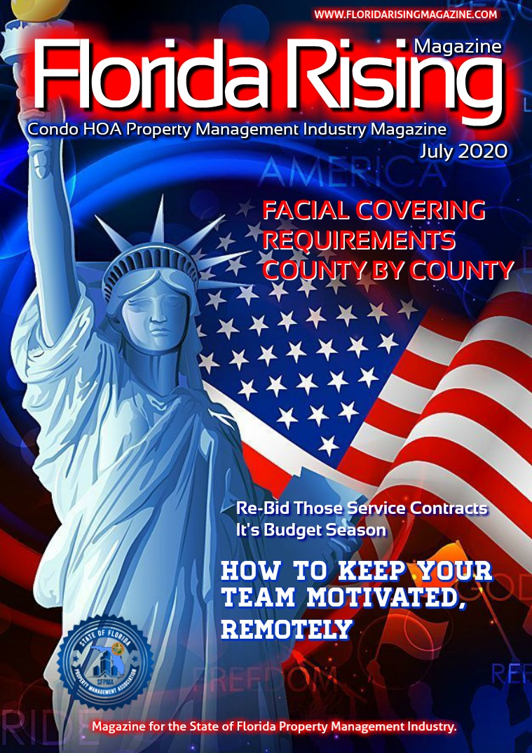 Florida Rising Magazine FRM July 2020 Edition