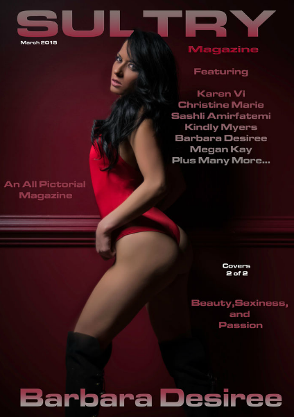 SULTRY Magazine March 2015