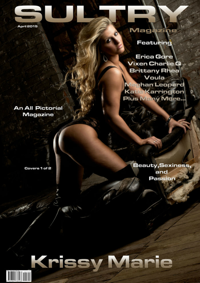 SULTRY Magazine April 2015