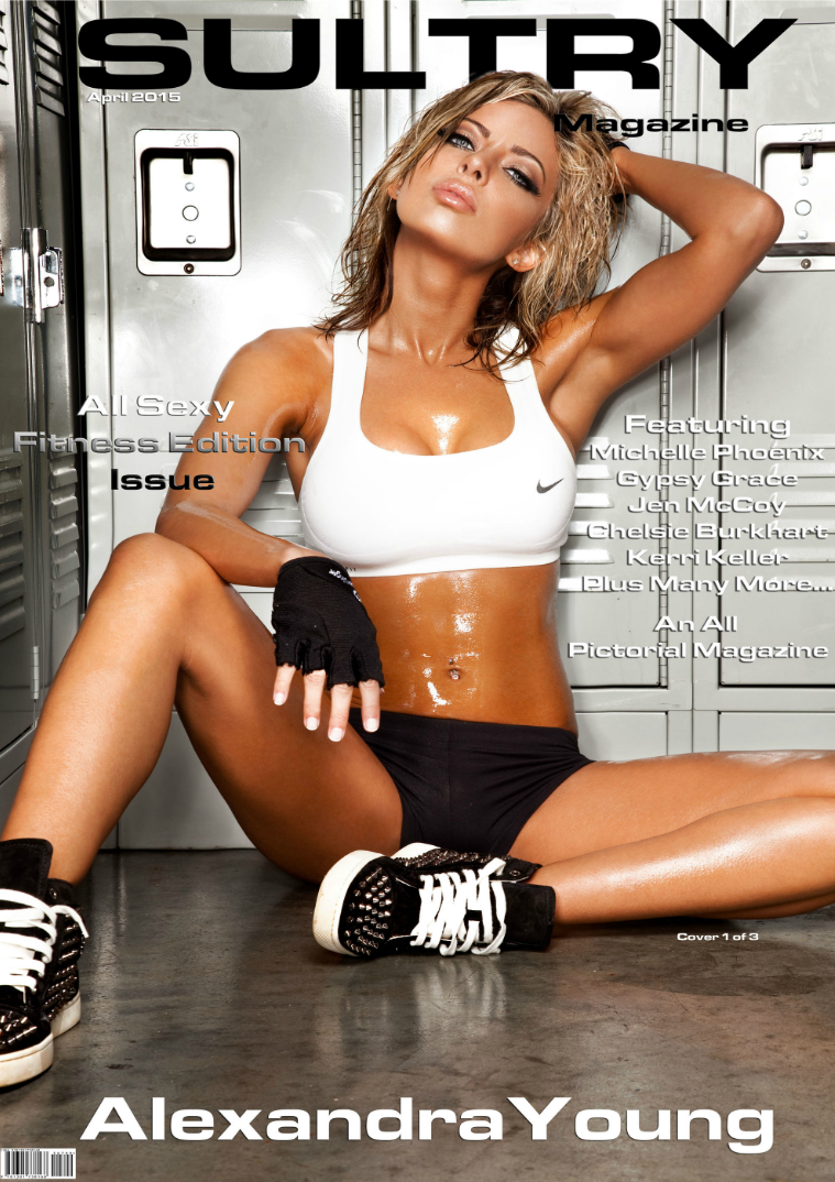 SULTRY Magazine All Sexy Fitness Edition