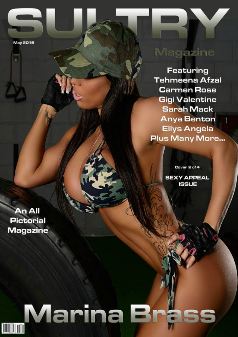 SULTRY Magazine May Issue