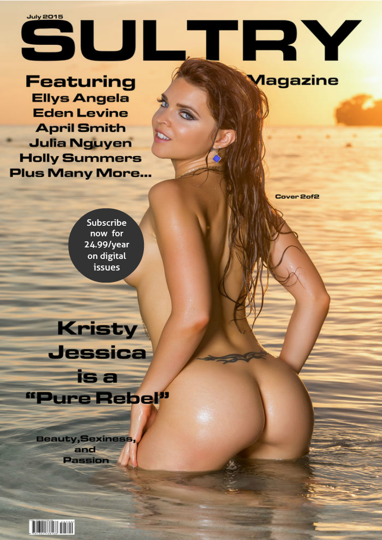 SULTRY Magazine July Issue