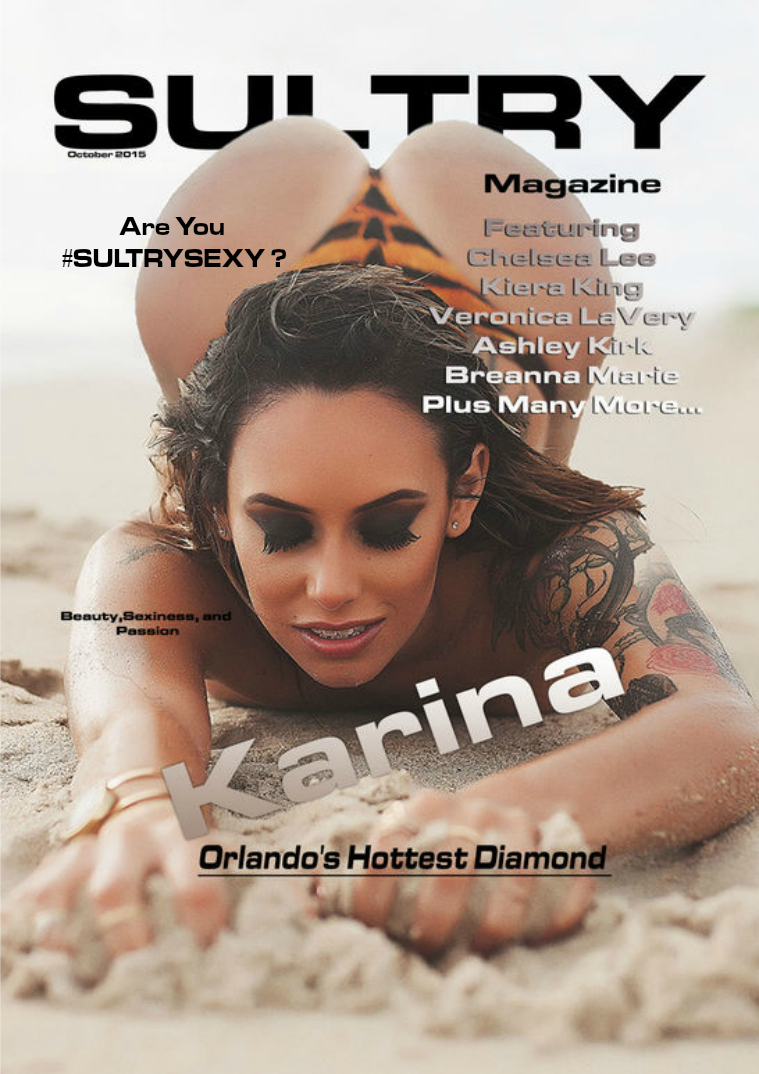 SULTRY Magazine October Issue